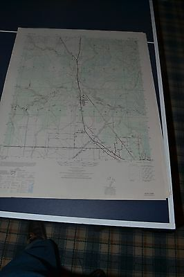 1940's Army topo map Voth Texas Sheet 7144 II NW Beaumont