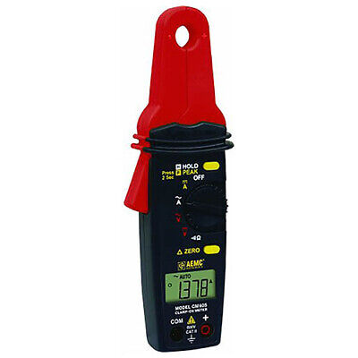 AEMC CM605 (7000.02) 100A AC/DC Low Current Clamp-on Meter