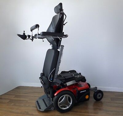 Permobil VS power standing wheelchair - new batteries, immaculately refurbished
