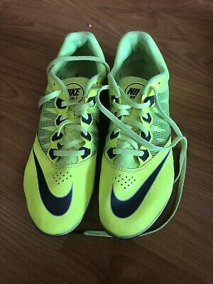 7ca17d2b4dd NIKE 616313 MEN'S Zoom Rival S 7 Track Field Spikes Racing Sprinting ...