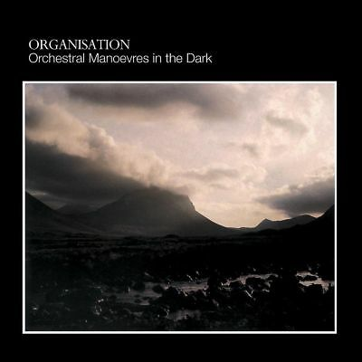 Orchestral Manoeuvres In The Dark - Organisation CD (1980) VG+ *OMD* DIDCD6