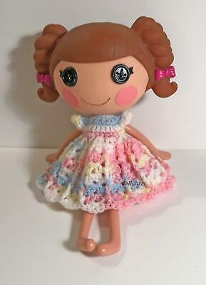 """Clothes for Lalaloopsy Full Size Doll 12"""" Outfit Dress Handmade OOAK Lot Cr-2"""