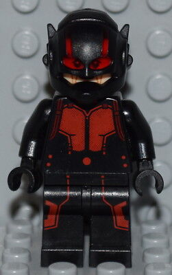 LEGO MARVEL SUPER HEROES Minifigure ANT-MAN HANK PYM From Set 76039