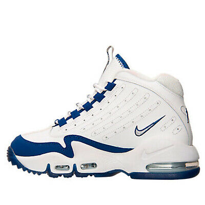best sneakers 85c1d dd287 Nike Grand Enfant Garçons Bleu Blanc Air Griffey Max - II Baskets 443957