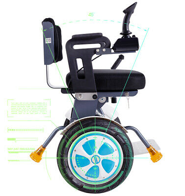 Airwheel A6T self-balancing specifically designed for people with limited mobil.