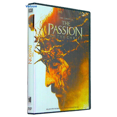 The Passion of the Christ DVD Brand New sealed Widescreen Free Fast Shipping