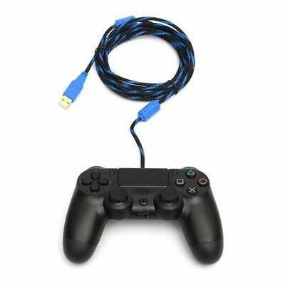 3m Micro USB To USB 2.0 Data Sync Charging Cable For PS4 For XBOX ONE Controller