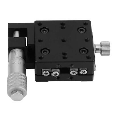 X Micrometer Manual Fine-tuning Cross Roller Precision Slide Table Linear Stages