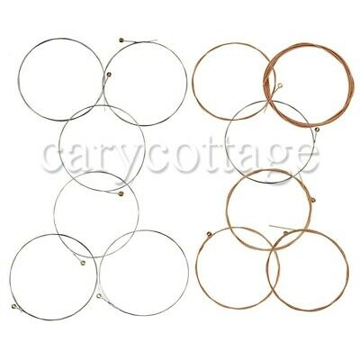 12-String Acoustic Guitar string Stainless Steel Coated Copper Alloy Wound