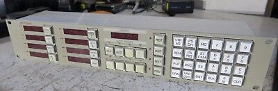 Probel 8 desintaion output 6277 router matrix panel, can be used for live switch
