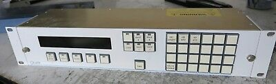 quartz cp3200a xy panel for router matrix  used qlink to connect to routers