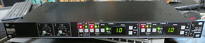 Rane ava22d  2 channel audio / video delay unit with power supply