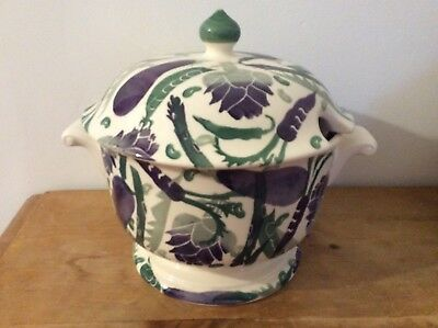 Emma Bridgewater Purple Vegetables Tureen And Cover New First Quality Discontinu
