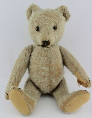 Alter Steiff Teddy Bär old Bear Stofftier 34 cm