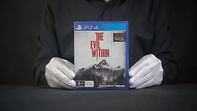 The Evil Within for PS4 BRAND NEW SEALED