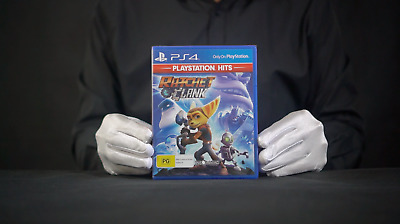 Ratchet & Clank Playstation Hits for PS4 BRAND NEW SEALED