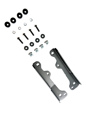 Givi D5129KIT SUPPORT KIT allows you to fit GIVI D5127S windscreen on BMW F750GS