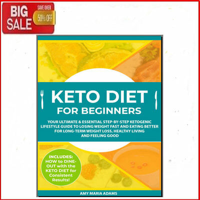 Keto Diet for Beginners 2019 - Eb00k/PDF -  FAST Delivery