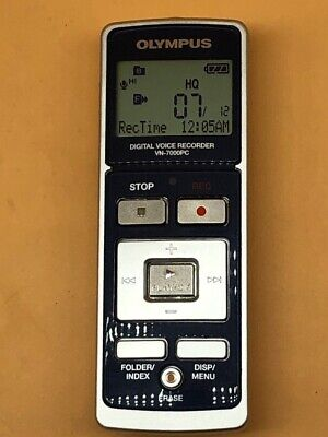Olympus Digital Voice Recorder / Dictaphone VN7000PC