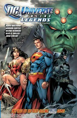 UNIVERSE ONLINE LEGENDS VOL 3 *DC Comics Paperback Graphic Novel* *NEW*