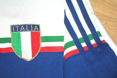 12906c191071 Adidas Originals Italia Italy World Cup Fifa 1982 Limited Edition Jacket  Track M
