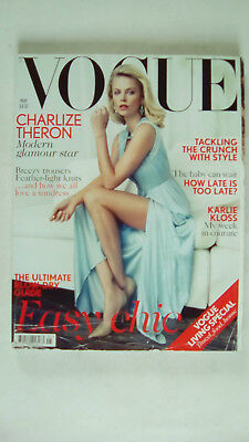 Vogue Magazine May 2012 ACCEPTABLE
