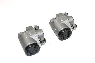 Humber Hawk Mk111,Iv & V 1948-54 Pair Of Front Wheel Cylinders