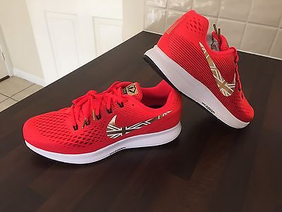 4a9a863c8127c Nike Air Pegasus 34 Limited edition Mo Farah Special Issue With Exclusive  Box Bn