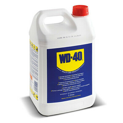 WD40 5 Litre Inc Free Spray Applicator COMPLETE WITH FREE DELIVERY