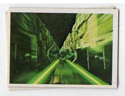 "Star Wars ""El Retorno Del Jedi"" Spanish Trading Card By Pacosa Dos - Number 10"