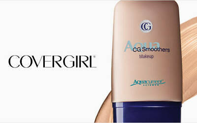 Covergirl Cg Smoothers Hydrating Makeup