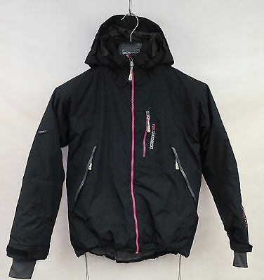DIDRIKSONS STORM SYSTEM GIRLS WATERPROOF HOODED JACKET size 150 (11-12 YEARS AGE