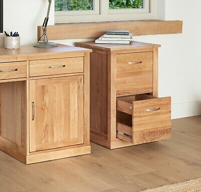 baumhaus mobel oak two drawer filing cabinet home office cor07a srp 399