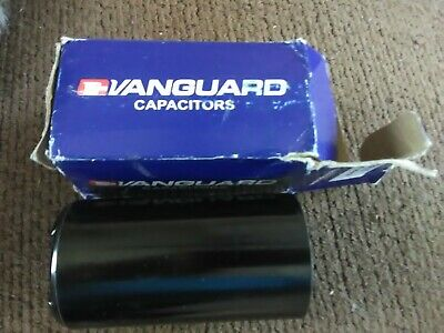 Pool Spa Motor Pump Start Capacitor Packard Vanguard BC-64M-250-S 220V 64-77MFD