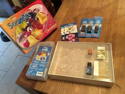 Hobby Time SOAPFIX Soap Making Kit +extras