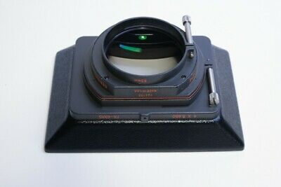 Century Optics .6x Double Asphere Wide Angle adapter 85mm/80mm with sunshade