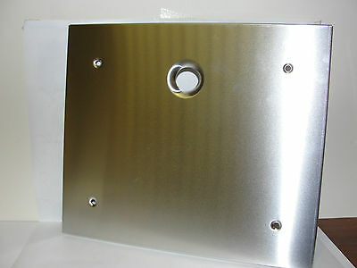 RAYBURN SPARES Rayburn 400 Series  Door Lining Panel Top Oven R3459