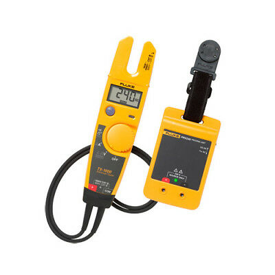 Fluke T5-1K/PRV240 Voltage/Continuity/Current Tester, Proving Unit Kit
