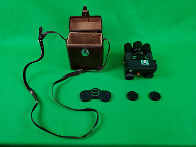 Vintage Sears Discoverer Zoom Binoculars Model 473.25850 8x-17x40mm With Case Cameras & Photo Binocular Cases & Accessories