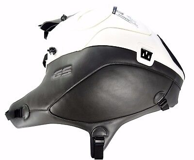 BMW R1200GS 2017 BAGSTER TANK PROTECTOR COVER R 1200 GS WHITE tankbra 1725B