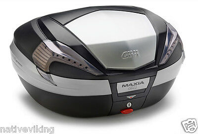 Givi V56NT monokey top box V56 MAXIA 4 top-case V 56 NT Monokey Top box 2017 UK