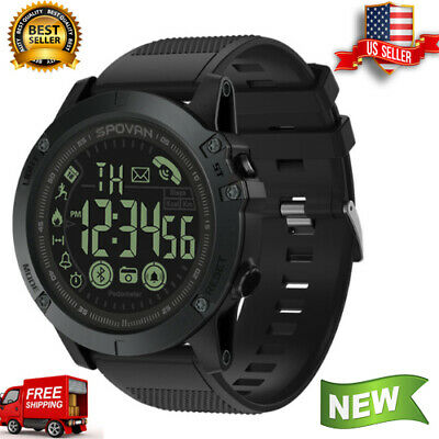 T1 Tact -  Military Grade Super Tough Smart Watch Every Guy in Israel Waterproof