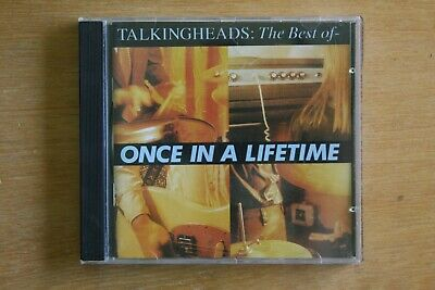 Talking Heads ‎– Once In A Lifetime - The Best Of    ( Box C720)