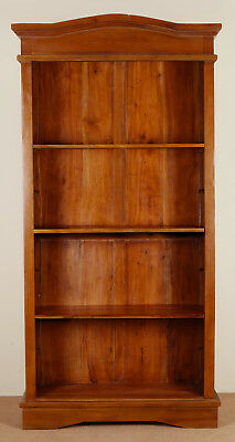 OPENFRONT LIBRARY bookcase mahogany solid wood 82009