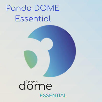 PANDA DOME Essential  2019 Antivirus 10 PC 10 Appareils 1 An    2018 FR