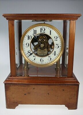 Top Quality Antique Eureka Clock Circa 1909