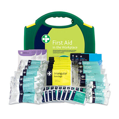 Workplace First Aid Kit Suitable For 50 Employees And Standard Hazard Conditions