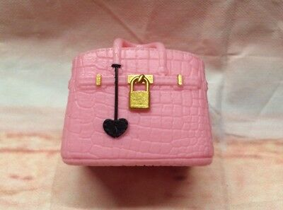 RETIRED LOL Lil Big Sister BABY Surprise Doll Gift Purse Bag ONLY City BB B.B.