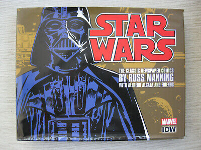 Star Wars The Classic Newspaper Comics By Russ Manning – IDW