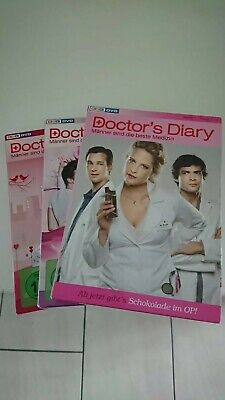 Doctor`s Diary - Collection - Staffel 1-3 (2012)